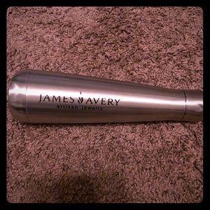 James Avery water bottle